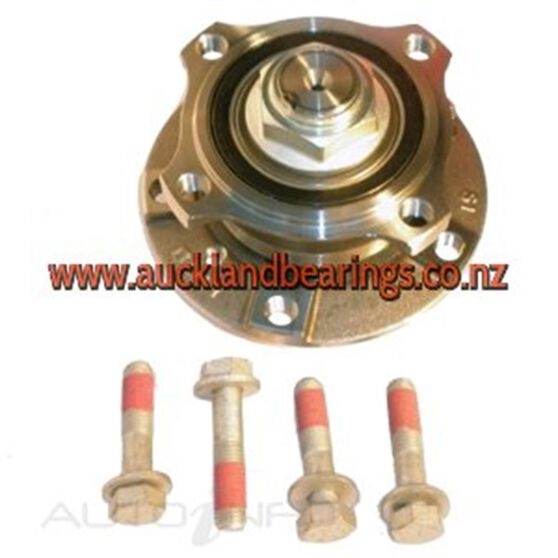 BMW FRONT WHEEL BEARING KIT