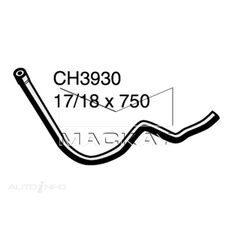 HEATER HOSE  - FORD FIESTA WP, WQ - 1.6L I4  PETROL - MANUAL & AUTO, , scanz_hi-res