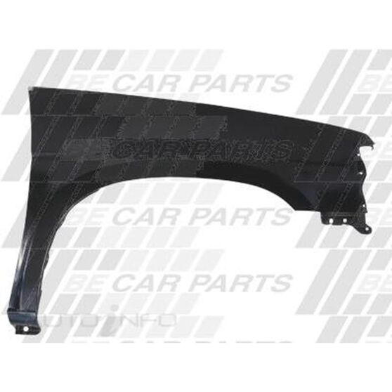 FRONT GUARD - R/H - W ANT HOLE - 2WD
