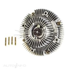 FAN CLUTCH TRU-FLOW, , scanz_hi-res