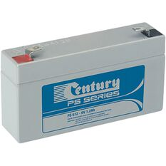 PS612 Century PS VRLA Battery, , scanz_hi-res