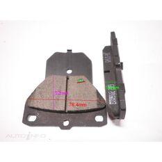 D823-7696=FMSI for Royale Brake Set  R  Toyota Corolla 99-, , scanz_hi-res