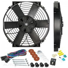 DCSL12 FAN KIT 12V 80W DAVIES CRAIG, , scanz_hi-res