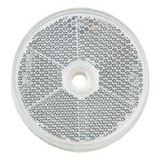 CLEAR REFLECTOR 60mm dia PK2, , scanz_hi-res