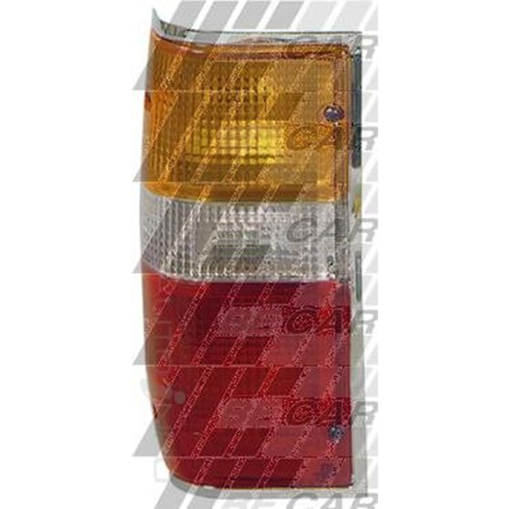 REAR LAMP - L/H - CHROME TRIM, , scanz_hi-res