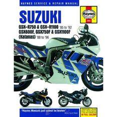 SUZUKI GSX-R750, GSX-R1100 (85 - 92), GS, , scanz_hi-res