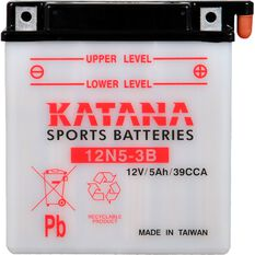 12N5-3B Katana Motorcycle Battery, , scanz_hi-res