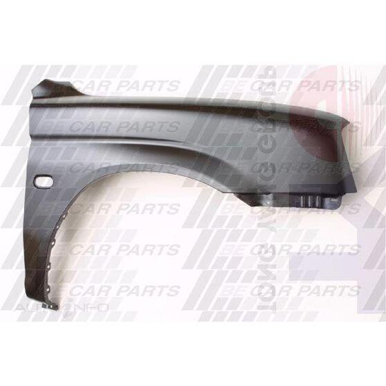 FRONT GUARD - R/H - W/SLP HOLE - 2WD