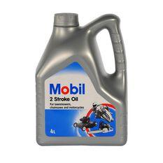 MOBIL 2 STROKE OIL (4LT), , scanz_hi-res