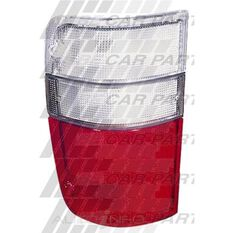 REAR LAMP - L/H - RED & WHITE, , scanz_hi-res