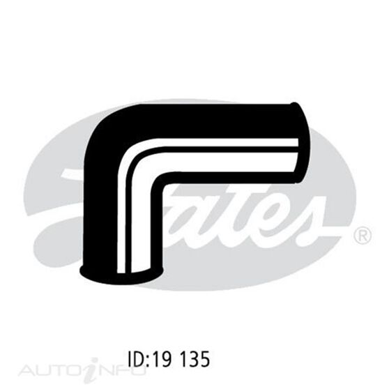 HOSE VALVE 2 HEATER FALCON EA/EB 3.9L, , scanz_hi-res