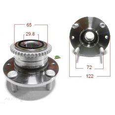 Mazda Eunos Laser 92-98 Rear Hub, , scanz_hi-res