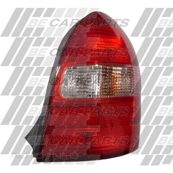 REAR LAMP - R/H - RED/CLEAR, , scanz_hi-res
