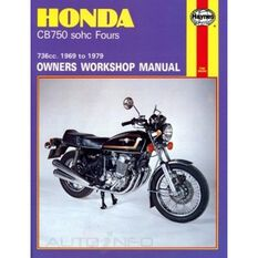 HONDA CB750 SOHC FOUR 1969 - 1979, , scanz_hi-res