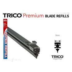 "TRICO NARROW METAL REFILL 24"" - 6MM MC, , scanz_hi-res"