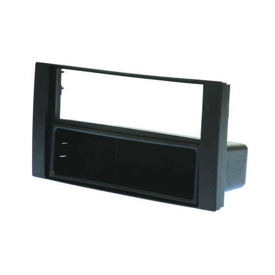 FACIA FORD S-DIN AND POCK BLK