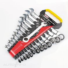 TOLEDO RATCHET WRENCH SET SAW 13PCE, , scanz_hi-res