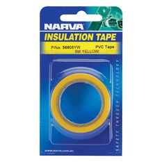 TAPE PVC INSUL MATT YELLOW, , scanz_hi-res