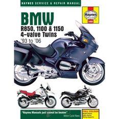 BMW R850, 1100 & 1150 4-VALVE TWINS 1993, , scanz_hi-res
