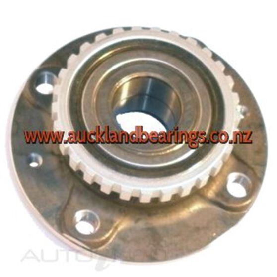PEUGEOT REAR WHEEL BEARING (HUB UNIT ABS)
