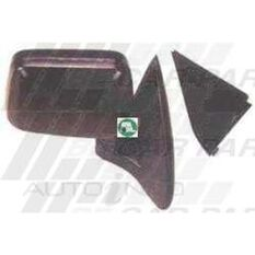 DOOR MIRROR - R/H - BLACK - CNR MOUNT, , scanz_hi-res