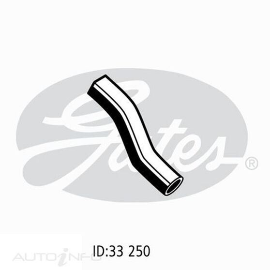 BOTTOM HOSE TOY HILUX A/T 2.4L, , scanz_hi-res