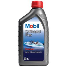 MOBIL OUTBOARD PLUS (1LT), , scanz_hi-res