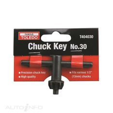 TOLEDO CHUCK KEY 13MM, , scanz_hi-res