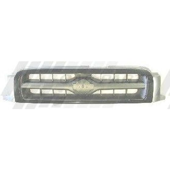 GRILLE - SILVER WITH FRAME, , scanz_hi-res