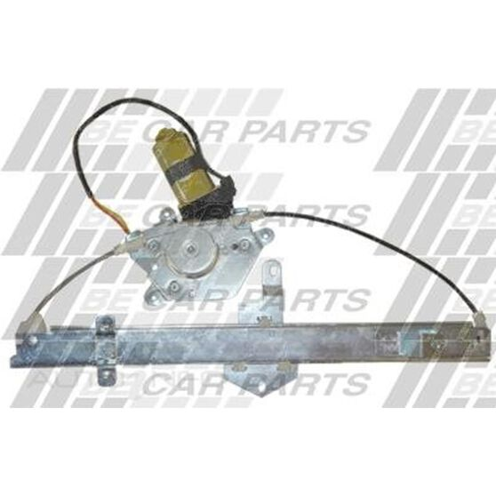 REGULATOR - L/H  REAR - ELECTRIC W/MOTOR, , scanz_hi-res