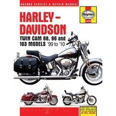 HARLEY-DAVIDSON TWIN CAM 88, 96 & 103 MO, , scanz_hi-res