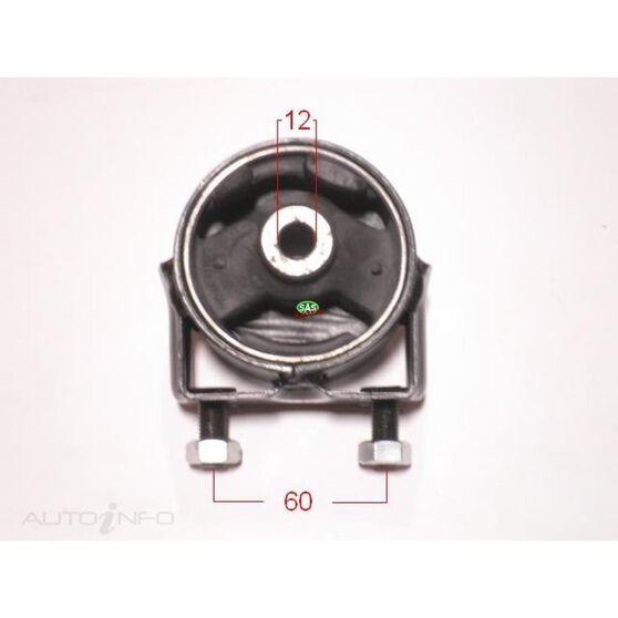 Mazda 121 94-97 Rear engine mount, , scanz_hi-res