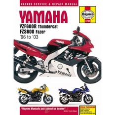 YAMAHA YZF600R THUNDERCAT & FZS600 FAZER, , scanz_hi-res