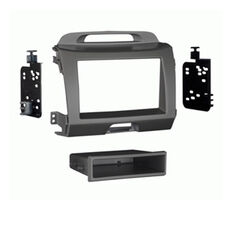 FACIA DOUBLE DIN KIA SPORTAGE, , scanz_hi-res