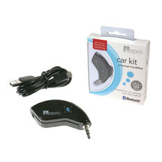 HANDSFREE KIT WITH BLUETOOTH & AUX INPUT