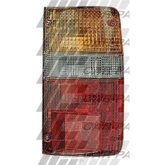 REAR LAMP - LENS - R/H - BLACK, , scanz_hi-res