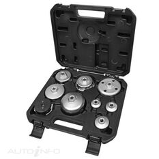 TOLEDO OIL FILTER WRENCH CUP STYLE SET, , scanz_hi-res
