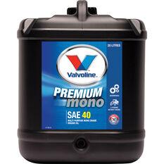 VALVOLINE PREMIUM MONO 40W 20L, , scanz_hi-res