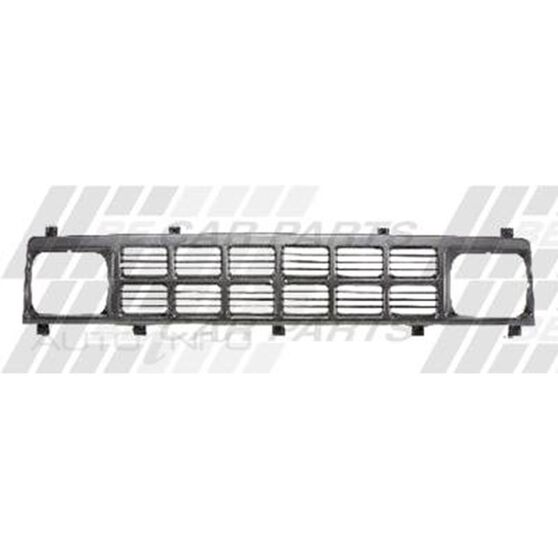 GRILLE - GREY-SQUARE H/L