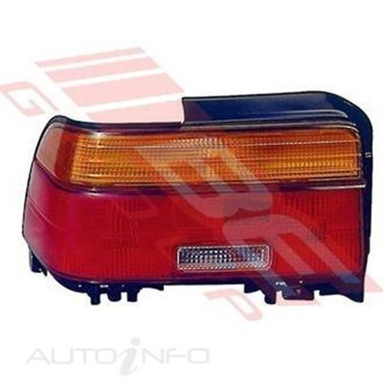 REAR LAMP - L/H - AMBER/RED/CLEAR, , scanz_hi-res