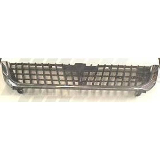 GRILLE - CHROME W/BLACK INNER