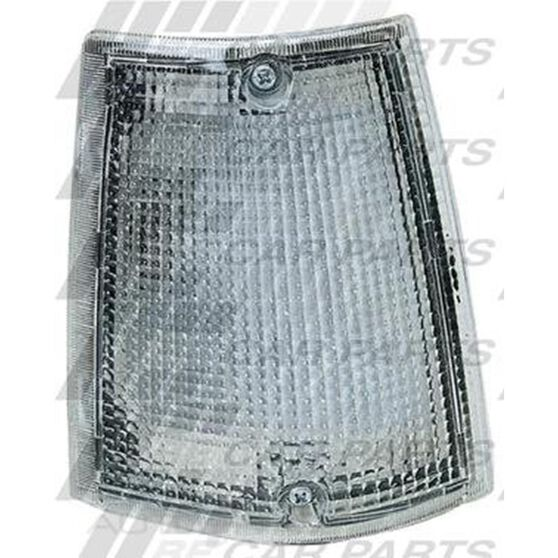 CORNER LAMP LENS - R/H - CLEAR, , scanz_hi-res