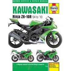KAWASAKI NINJA ZX-10R 2004 - 2010, , scanz_hi-res