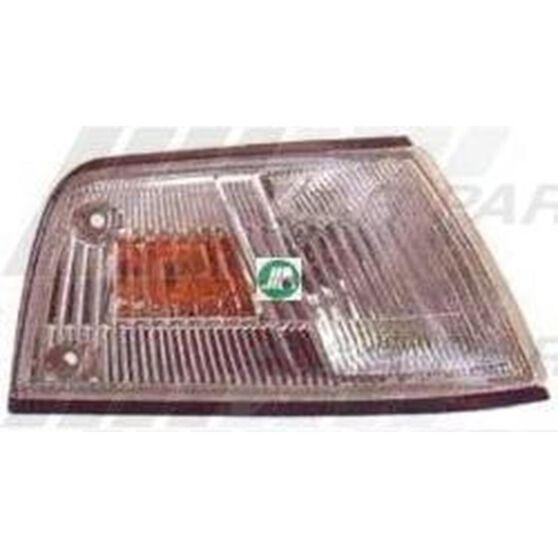 CORNER LAMP - R/H - CLR W/AMB INNER
