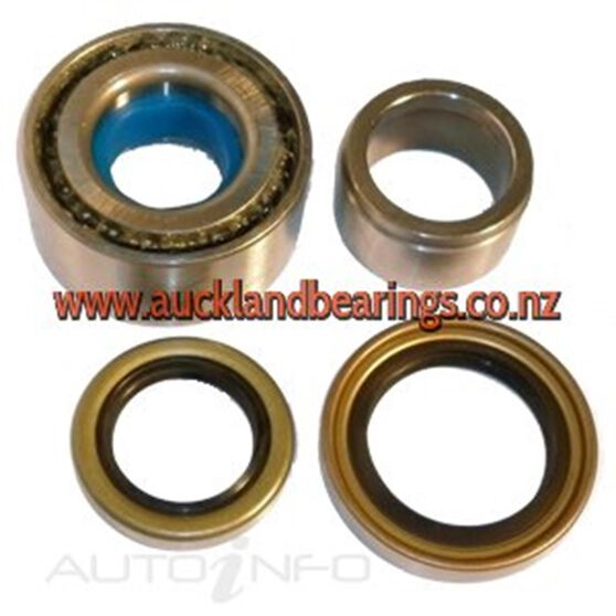 HOLDEN / ISUZU / TOYOTA / GREAT WALL REAR WHEEL BEARING KIT-NON ABS
