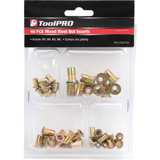 ToolPRO Rivet Nut Inserts, , scanz_hi-res