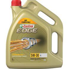 Castrol EDGE Diesel DPF Engine Oil - 5W-30, LL 5 Litre, , scanz_hi-res