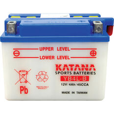 Katana Powersports Battery -  YB4L-B, , scanz_hi-res