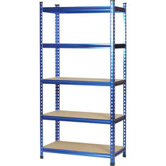 SCA 5 Shelf Unit Aluminium 220kg, , scanz_hi-res