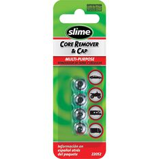 Slime Valve Caps - Slotted Head, 4 Piece, , scanz_hi-res